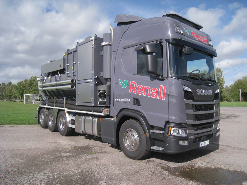 Scania R500 Renall
