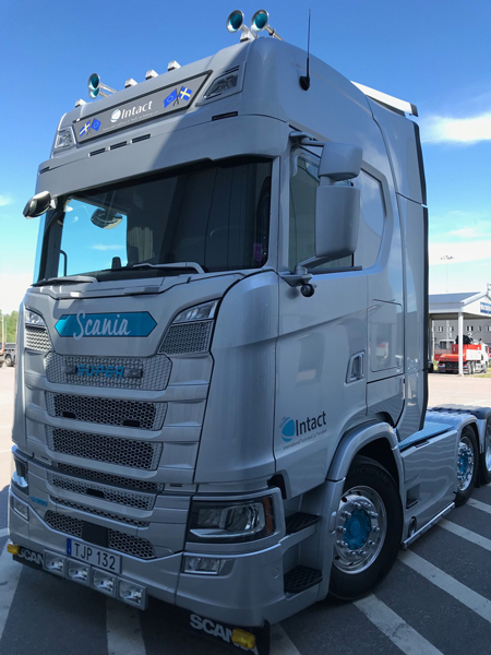 Scania S500 Intact