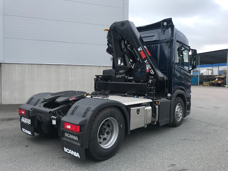 Scania G450 till AB Martin G Andersson